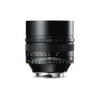 NOCTILUX-M 50 mm f/0.95 ASPH., silver anodized finish