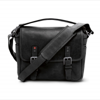ONA Bag Berlin for Leica Leather, black